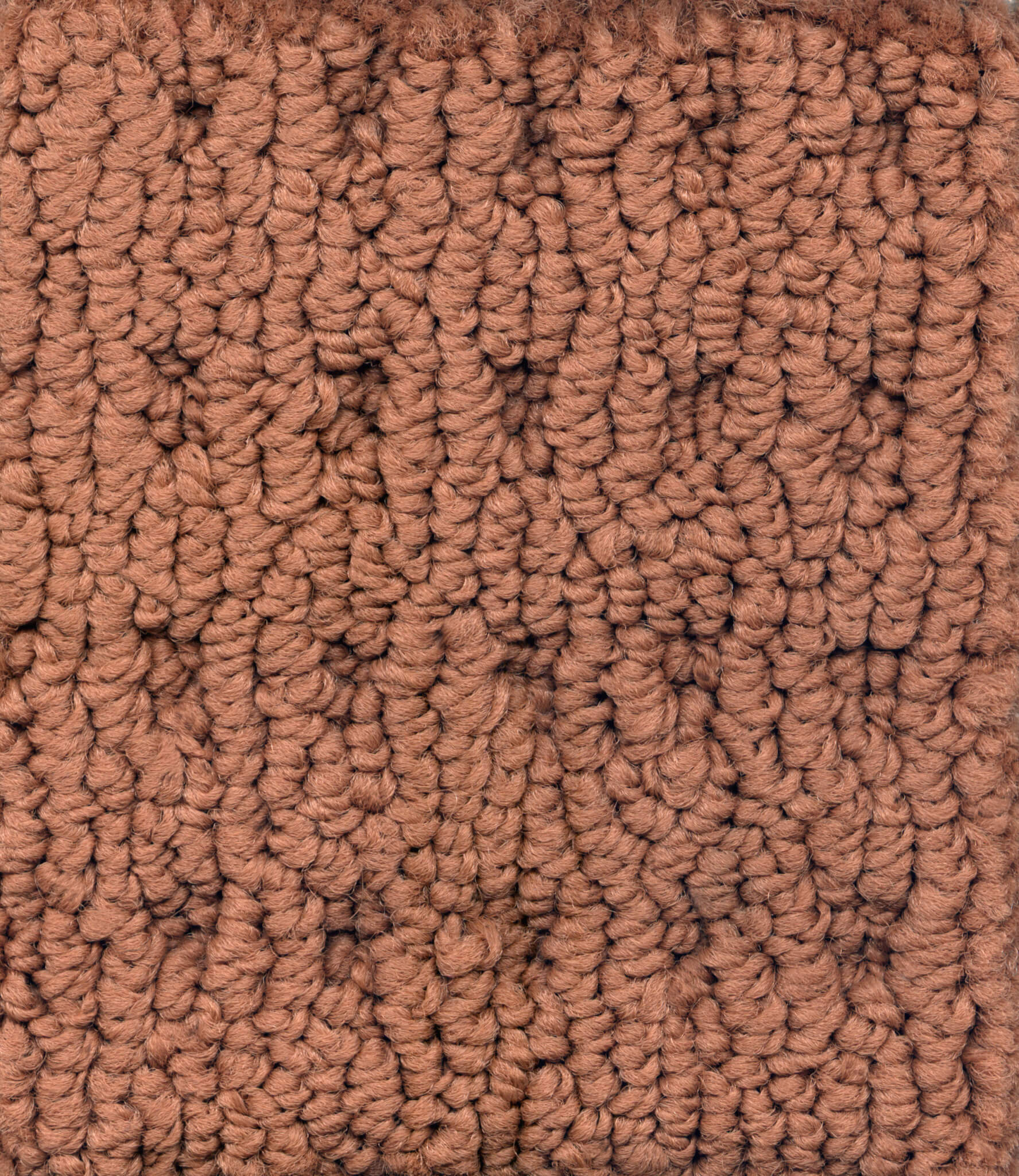 Dark brown carpet sample - Carpet Gallery