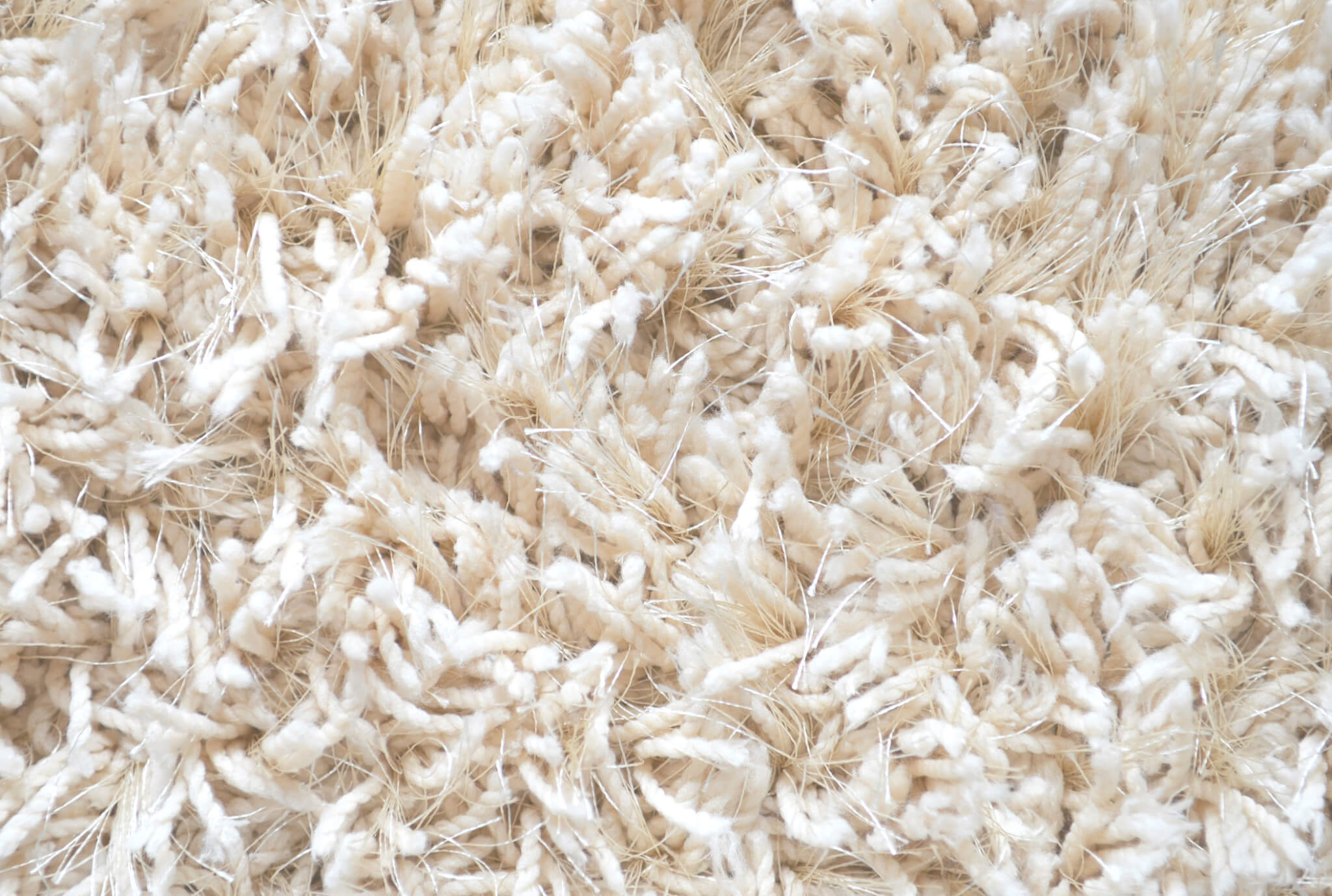 White fluffy carpet carpet vidalondon for Which carpet is best