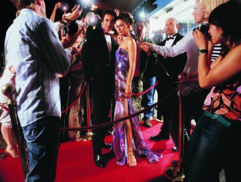 Red Carpet History - Sloane's Carpet Secret